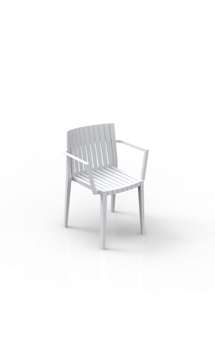Chaise avec accoudoirs Vondom-Spritz